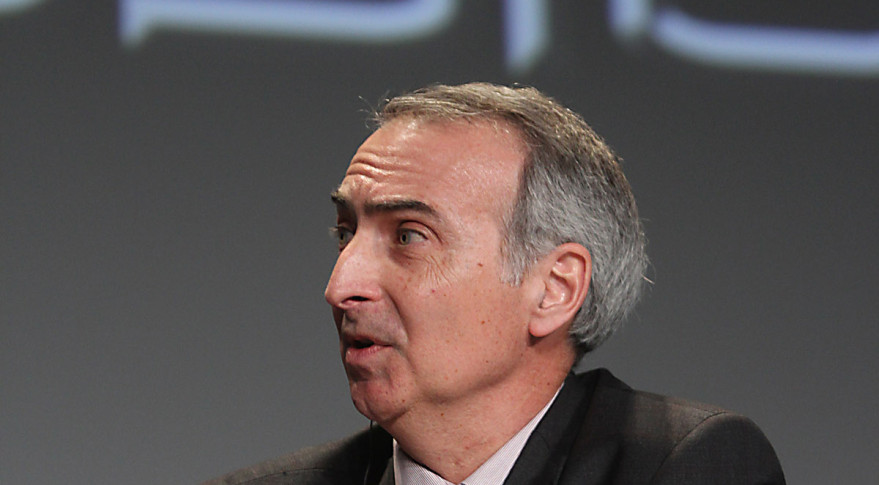 Intelsat CEO Stephen Spengler