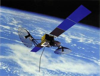 Second-generation TDRSS satellite