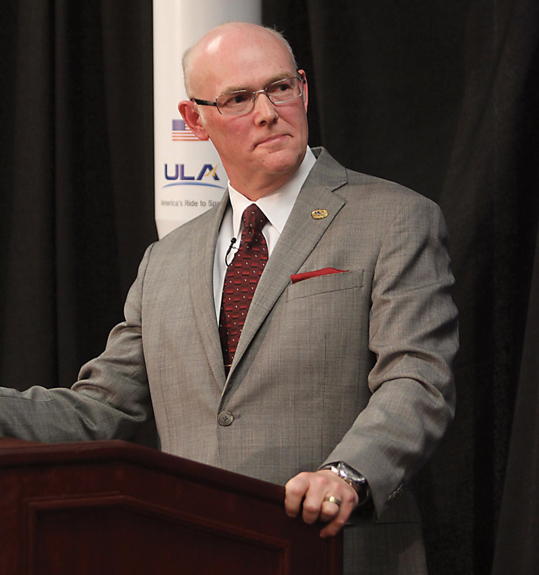ULA CEO Tory Bruno
