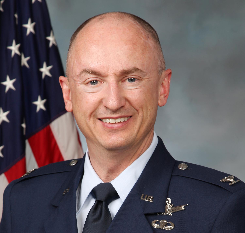 Col. Troy Brashear