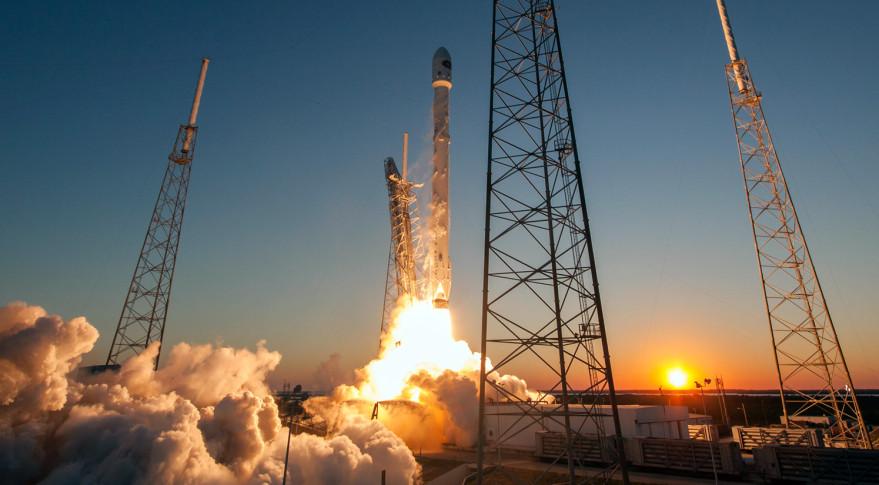 Falcon 9 DSCOVR Launch