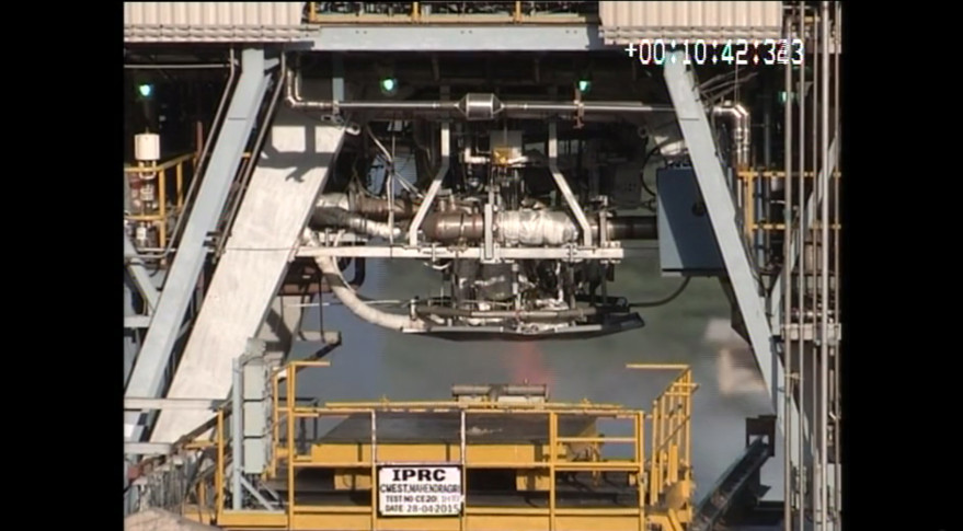 CE-20 engine