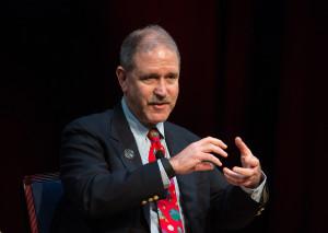 John Grunsfeld, NASA associate administrator for science. Credit: NASA/Aubrey Gemignani