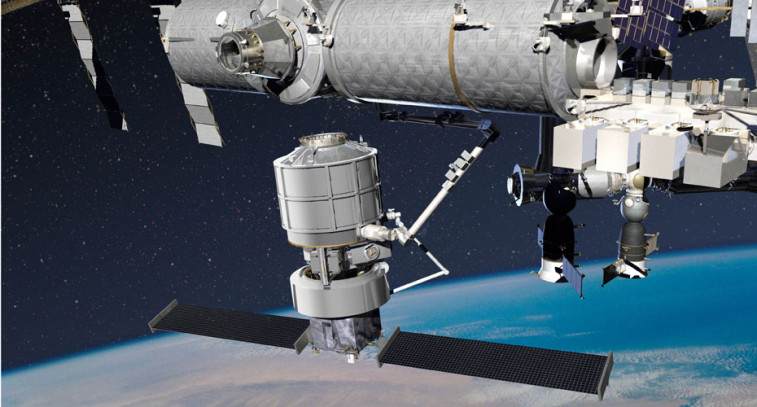 Lockheed Martin's concept for NASA's Commercial Resupply Services 2 program.