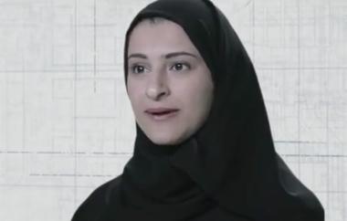Sarah Amiri, Emrirates Mars Mission deputy project manager and science lead. Credit: UAESA