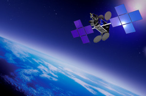 IPStar satellite. Credit: Thaicom