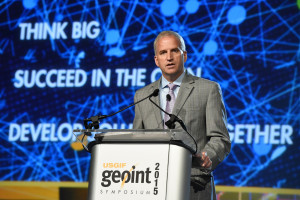 Robert Cardillo, the director of the National Geospatial-Intelligence Agency, said the agency is opening a new office in Silicon Valley.