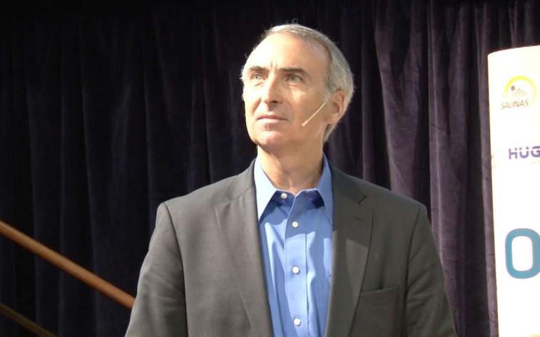 Intelsat CEO Stephen Spengler. Credit: OneWeb