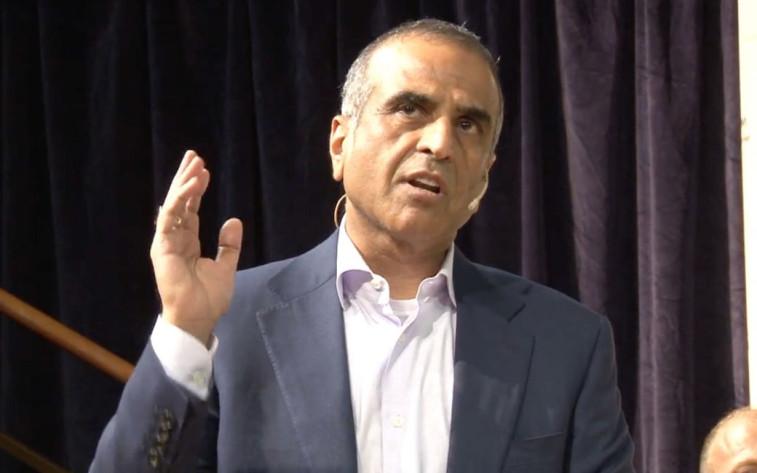 Sunil Bharti Mittal, Chief executive of Bharti Enterprises. Credit: OneWeb