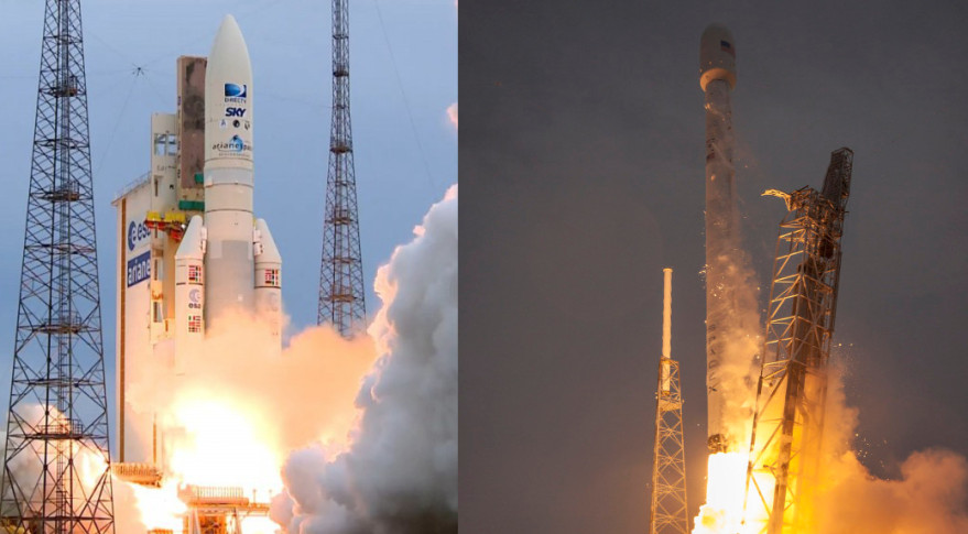 Satellite CEOs Vow To Avoid SpaceX, Arianespace Duopoly