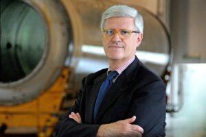 Avio Chief Executive Officer Pier Giuliano Lasagni