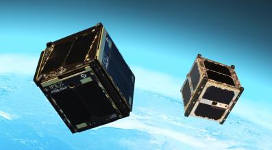 NASA CubeSats Heading into Orbit (Artist's Concept) Image credit: NASA/JPL-Caltech