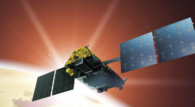 Iridium Next satellite. Credit: Iridium