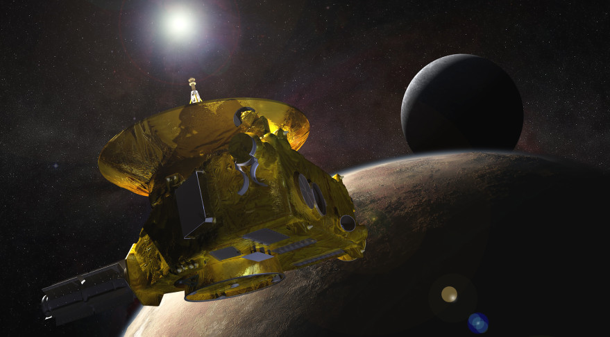 New Horizons Composite