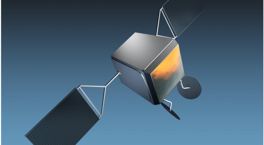 OneWeb satellite art