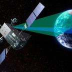 The U.S. Air Force's  upcoming fifth and sixth satellites in its missile warning constellation will have a new satellite bus. CREDIT: Lockheed Martin.