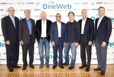 OneWeb strategic partners portrait
