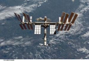 The International Space Station Credit: NASA