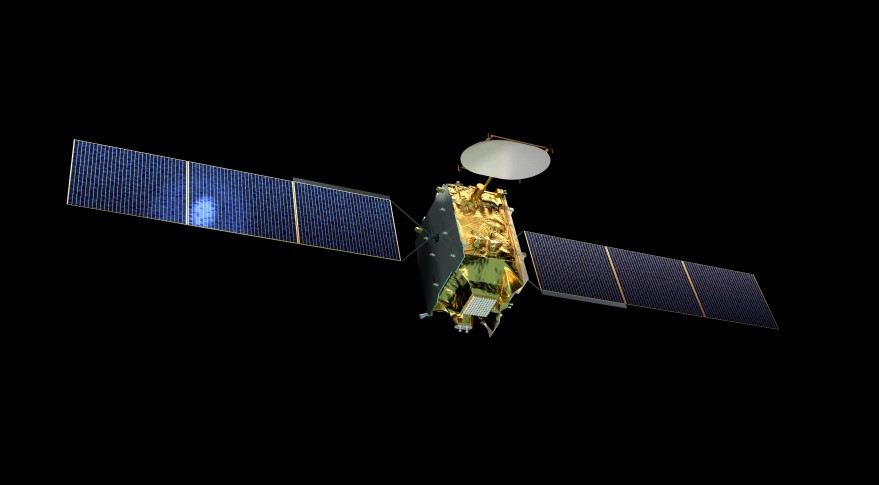 Surrey Satellite Technologies Ltd. will build the platform for the first Quantum new-generation satellite payload and thereby qualify in orbit its Geostationary Minisatellite Platform. Credit: Airbus