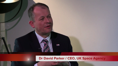 UK Space Agency CEO David Parker. Credit: Imperative Space