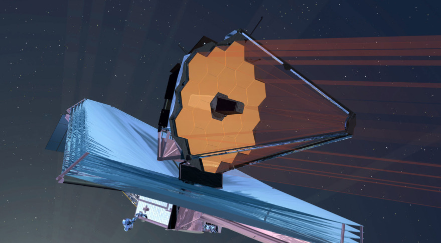 After much tinkering, Northrop Grumman Aerospace Systems has at last finished the cryogenic cooler that will keep JWST's Mid-Infrared Instrument at its frosty-cool operating temperature of minus 270 Celsius. Credit: NASA artist's concept