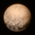July 3 photo of Pluto taken form New Horizons. Credit:NASA/JHUAPL/SWRI