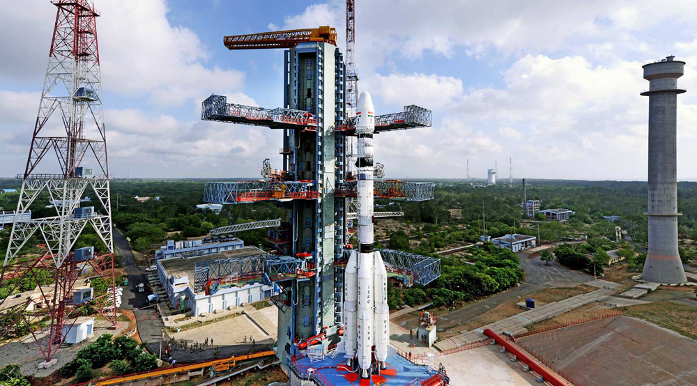 GSLV-D6 rocket