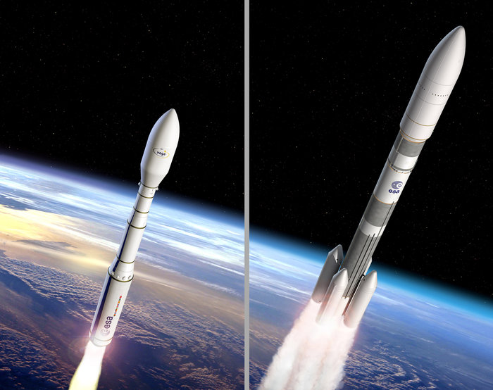 ESA Inks $3 8 Billion in Contracts for Ariane 6, Vega-C and Spaceport  Upgrades - SpaceNews com
