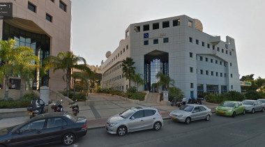 Gilat Satellite Networks is headquartered in Petah Tikva, Israel. Credit: Google Street View