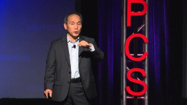 Barry Matsumori, former SpaceX senior vice president of sales and business development for SpaceX. Credit: ISPCS video