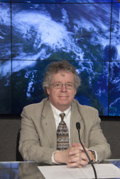 Stephen Volz, assistant administrator of the NOAA Satellite and Information Service. Credit: NOAA