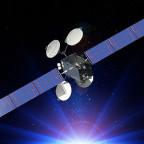 ABS-3A satellite. Credit: Boeing artist's concept