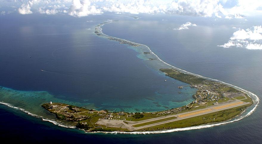 Kwajalein Island