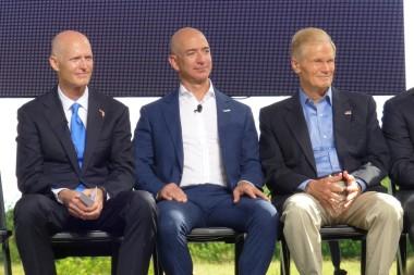 Scott Bezos Nelson