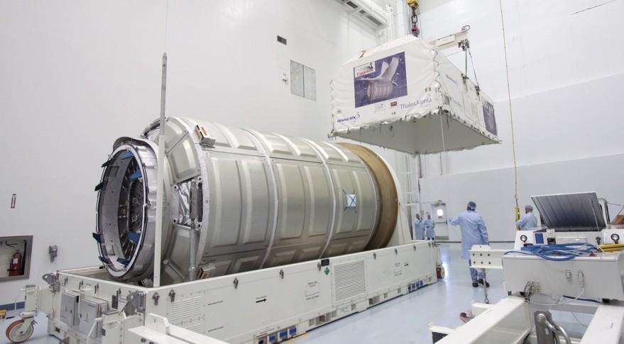 Cygnus KSC