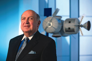 Frank DiBello, head of Space Florida, says the state needs to do more to attract skilled workers for the aerospace sector.
