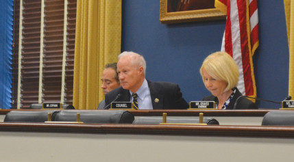 U.S. Rep. Mike Coffman (R-Colo.) is unmoved by Air Force assurances that it is keeping close tabs SpaceX's rocket failure investigation. Credit: Coffman's office.