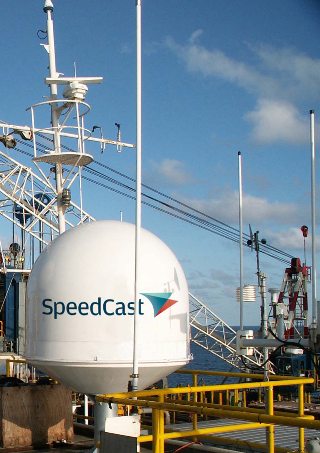 Q&A with Pierre-Jean Beylier, Chief Executive of SpeedCast