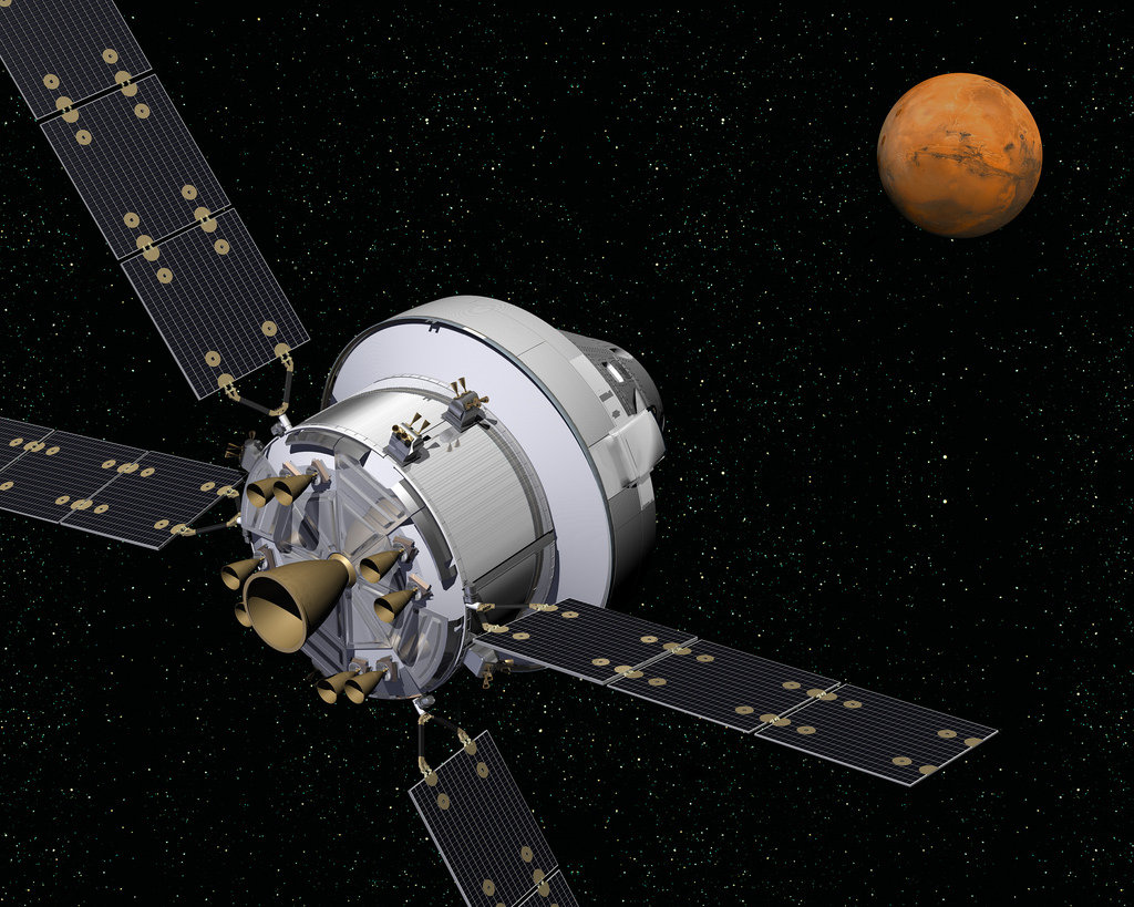 Lockheed Martin Moves Ahead With Orion Assembly