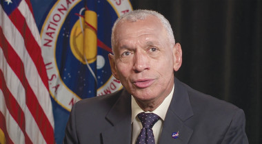 NASA Administrator Charles Bolden. Credit: Michael Moser video capture