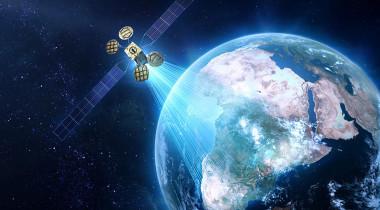 Amos-6 satellite. Credit: Facebook