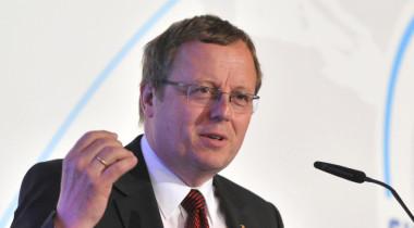 Johann-Dietrich Woerner. Credit: ESA