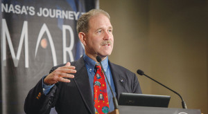 John Grunsfeld, NASA associate administrator for science. Credit: NASA/Bill Ingalls