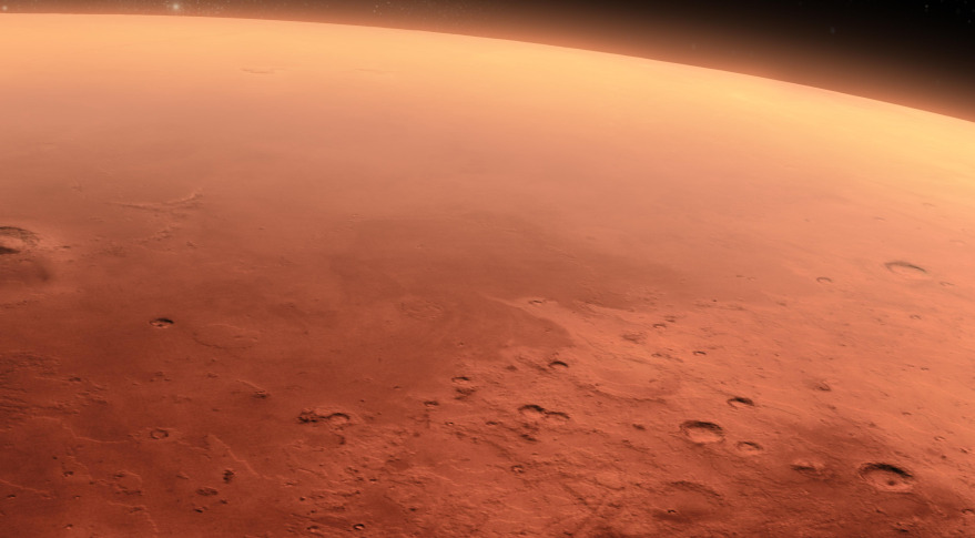 Op-ed | Humans Orbiting Mars