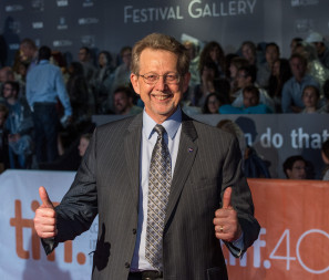 "Jim Green, director of Planetary Science at NASA Headquarters, attends the world premiere for ""The Martian"" at the Toronto International Film Festival  on Sept. 11, 2015. Credit: NASA/Bill Ingalls"