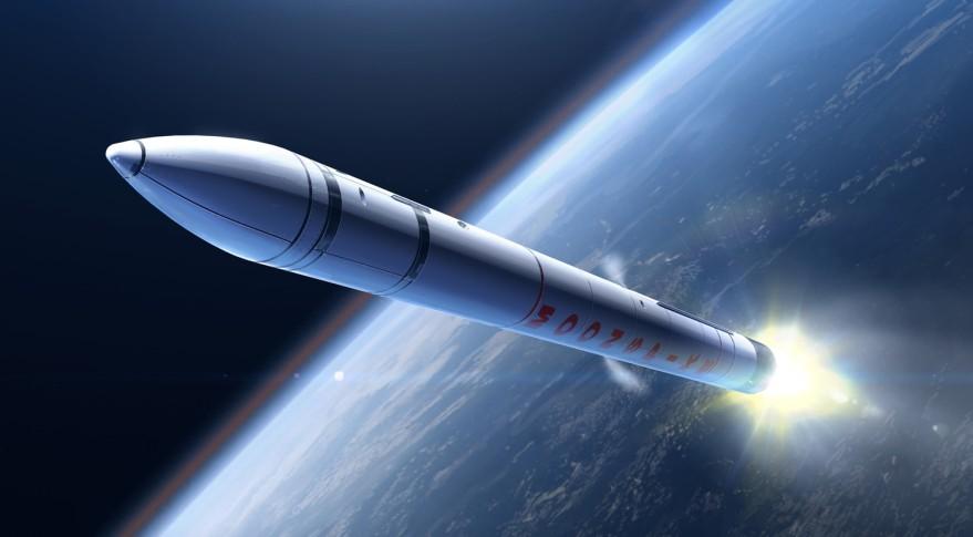 Moonspike rocket