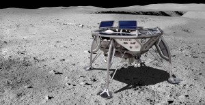 iai studying follow on opportunities for spaceil lunar lander