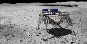 SpaceIL lander