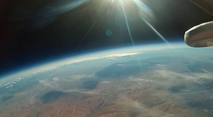 World View Oct 2015 balloon test