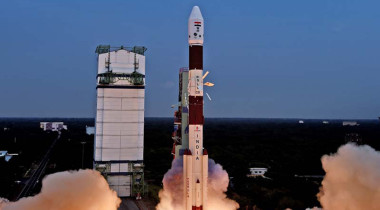 Astrosat launch on PSLV rocket. Credit: ISRO